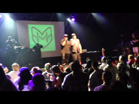 Slum Village performs Hold Tight at El Rey Los Angeles May 2014