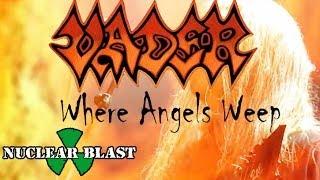 VADER - Where Angels Weep (LYRIC VIDEO)
