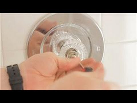 how to change a shower tap washer youtube