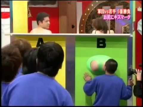 Game show hài Nhật Bản - Hôn Mông 18+