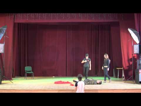Balul Bobocilor I.M.C 2013 - Sceneta Clasa IX C