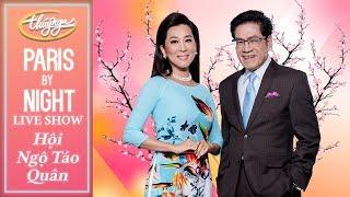 """PBN Live Show """"Hội Ngộ Táo Quân"""" (Full Program)"""