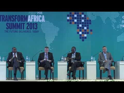 Transform Africa 2013: The Foundation for Digital Africa