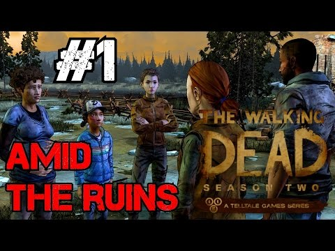 The Walking Dead Season 2 Episode 4: Amid the Ruins Walkthrough Part 1