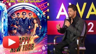 Shahrukh Khan 2014 And 2015 Movies Happy New Year, Fan