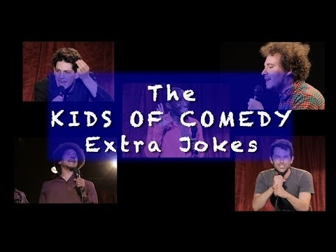 The Kids of Comedy - Extra Jokes