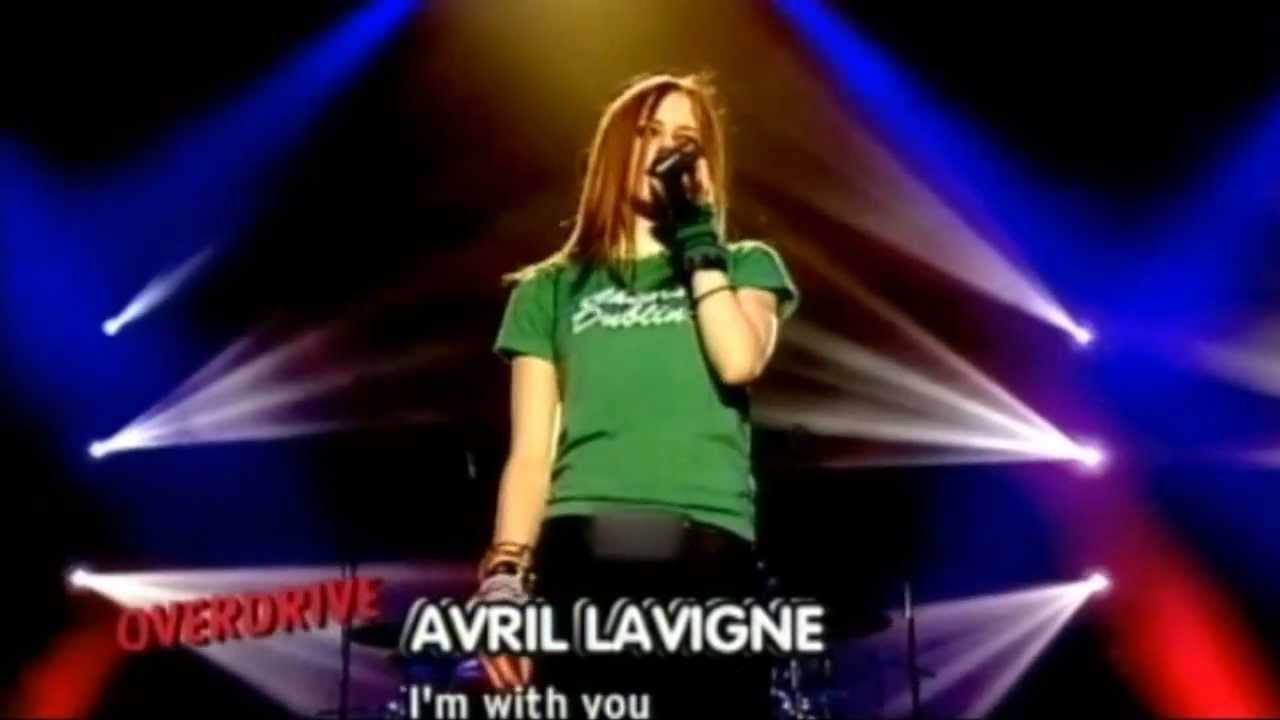 Avril Lavigne - Live in Dublin 2003 #Legendado #FullShow #