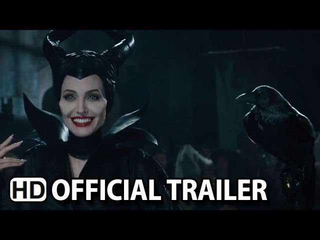 Maleficent Official Trailer - Wings (2014) Angelina Jolie HD