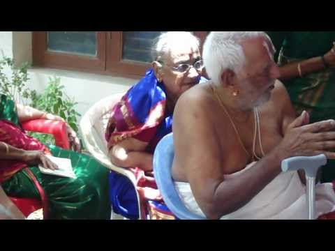 PerumaL Ramar and consort in Thiruppanar Street 6th May, 2012