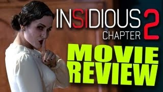 INSIDIOUS: Chapter 2 Movie Review