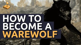 Skyrim Walkthrough How To Become A Werewolf