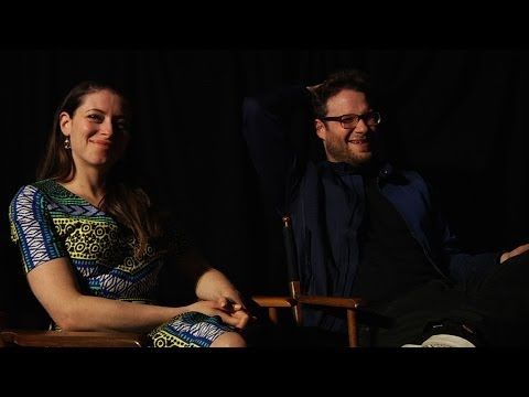 Seth Rogen Does Burlington