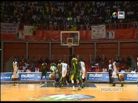 1/4 de finale : Nigeria 63-64 Senegal