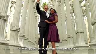 The Official Obama Gangnam Style! - Reggie Brown ..