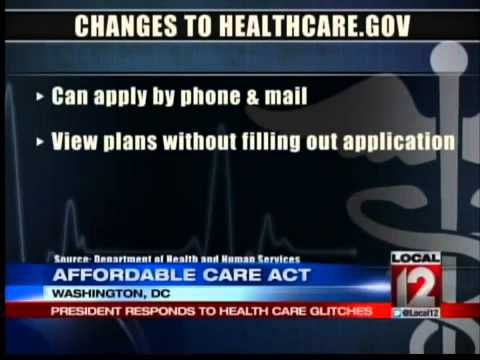 Obama addresses widespread health care problems