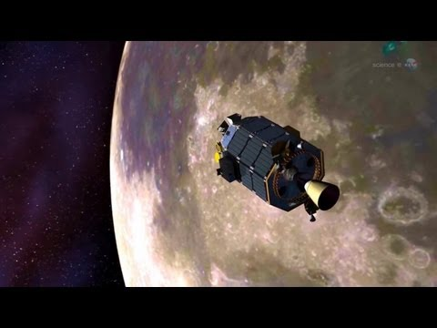 ScienceCasts: NASA Mission Seeks Lunar Air