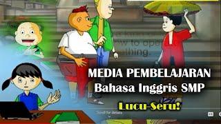 Animasi Untuk Mengajar Bahasa Inggris/Animation For