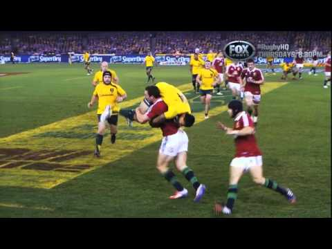 Rugby HQ Plays of the Week Rd.22 | Super Rugby Video Highlights
