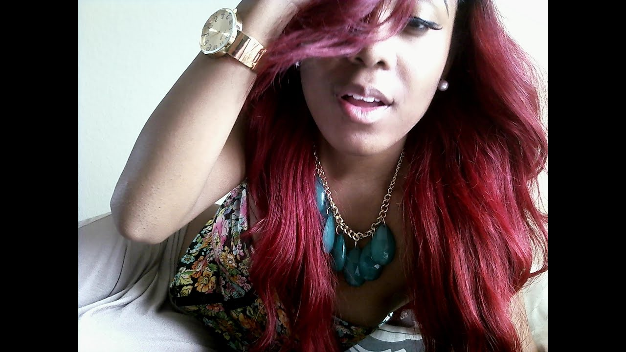 K Michelle INSPIRED Wig amp Color Glam Angels Hair