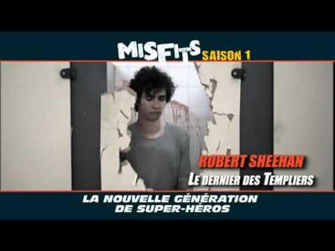 Misfits Saison 3 Vf