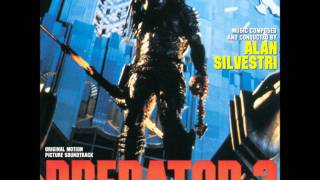 Predator 2 Soundtrack Main Title (1990)