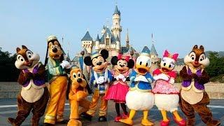 2014 Disney Planning DVD Disneyland [Part 1/2