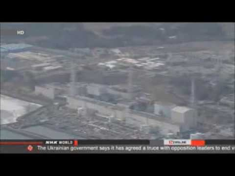 RECORD-HIGH RADIOACTIVE WATER LEAK AT FUKUSHIMA PLANT
