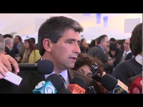 Uruguay podrá exportar a partir de 2015 gas natural a la República Argentina
