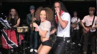 "KES live in Japan performing ""Wotless"" - Trini Love For Japan 2011"