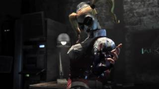"Batman: Arkham Asylum ""Harley Quinn"" Trailer"