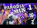 Parodia Mix Vol.1, haciendo parodias graciosas de varias películas