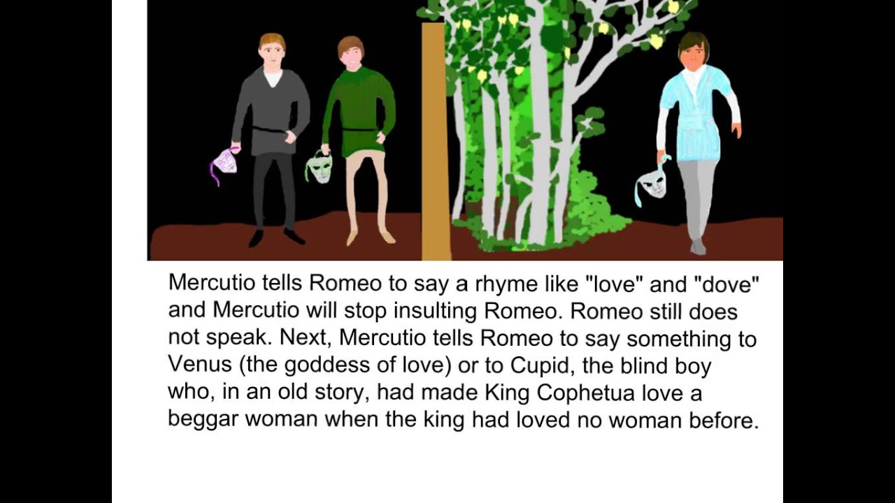 romeo and juliet essay act 1 scene 2
