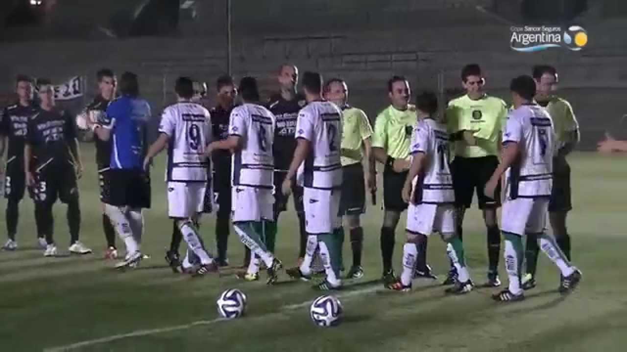 San Martin San Juan 2-1 Club Cipolletti