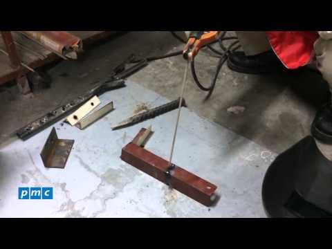 PMC - Hướng dẫn hàn hồ quang điện bằng que hàn | Welding Tips