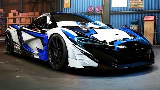 Mclaren P Need For Speed Payback Part