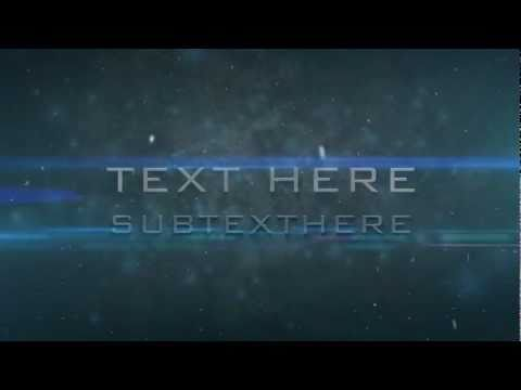 Free Adobe After Effects CS5 Intro Template By HYSSEDITING