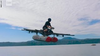 السيارة الطائرة لم تعد حلماً.. شاهدها على أرض الواقع |