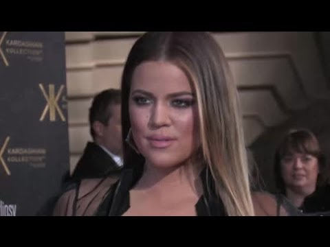 Khloe Kardashian Can't Wait For 2014 - Splash News
