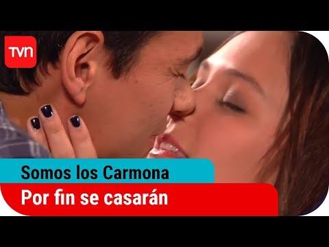Los Carmona, Capítulo 146: Rocío y Piduco al fin se casarán