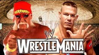 John Cena vs Hulk Hogan Wrestlemania 31 Promo HD
