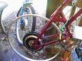 E-bike hub motor Green Hornet 48V