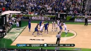 1 Kentucky vs 2 Kansas | 4/2/2012 | NCAA Men's Basketball National Championship Final