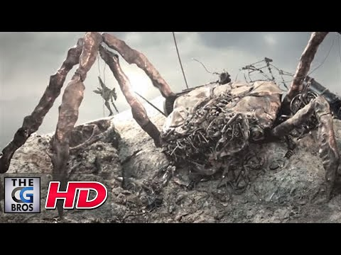 CGI VFX Stop-Motion Short Film HD:
