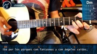 Como Tocar Eres Mi Religion MANA En Guitarra