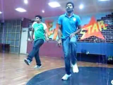 ABCD Choreographer Paresh Sir teaching Prabhu deva Sir....h