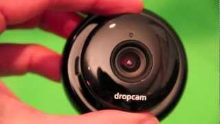 Dropcam HD Full Review. Wi-Fi Video Monitoring