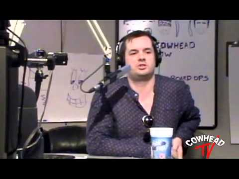 Jim Jefferies Cowhead TV 1
