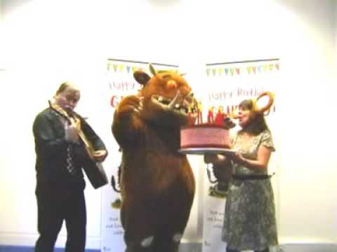 The Gruffalo Birthday Song