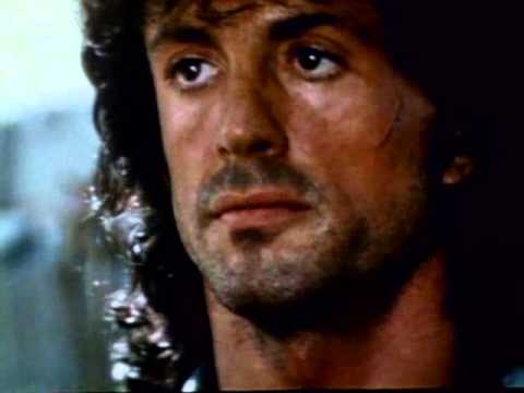 First Blood Part 3 (Rambo 3) - Official Trailer 1988