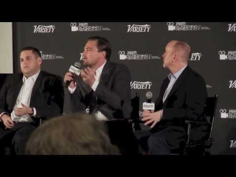 Leonardo DiCaprio & Jonah Hill Q&A